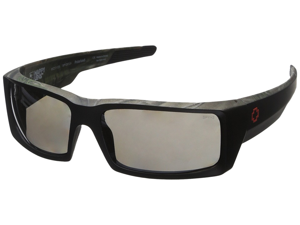 Spy Optic - General (Decoy Ansi Rx/Happy Bronze Polar w/ Black Mirror) Sport Sunglasses