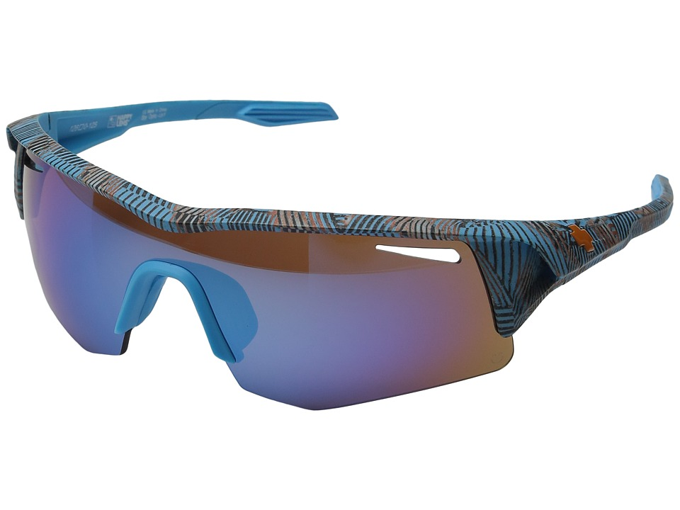 Spy Optic - Screw (Infinite Blue/Happy Bronze w/ Dark Blue Spectra + Happy Rose + C) Fashion Sunglasses