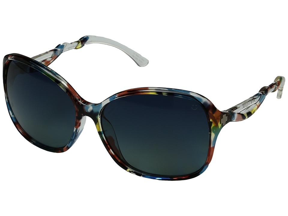 Spy Optic - Fiona (Tort/Happy Blue Fade Polar) Fashion Sunglasses