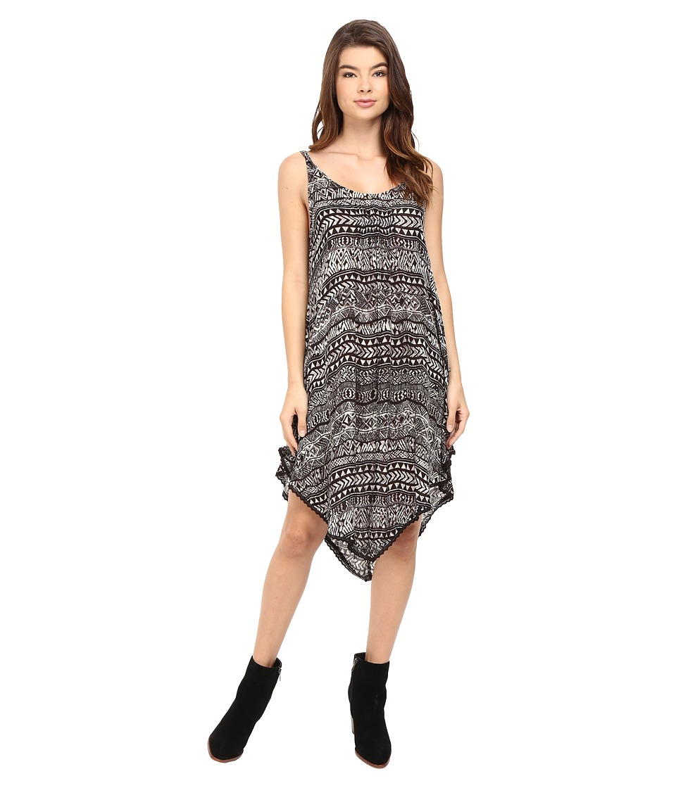 Volcom - Paved Dream Dress (Black) Women's Dress
