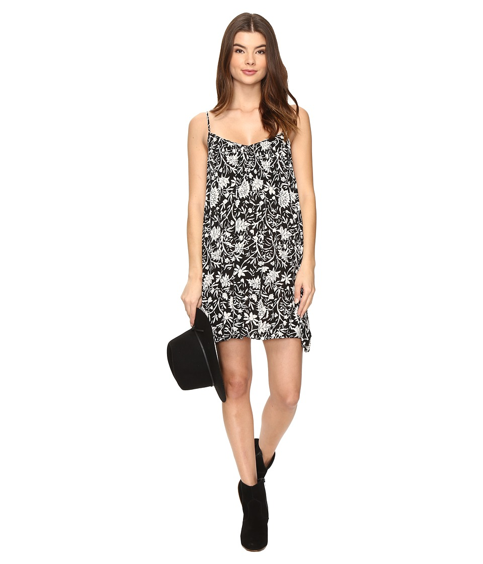 Volcom - Roadtrip Mix Dress (Black) Women's Dress