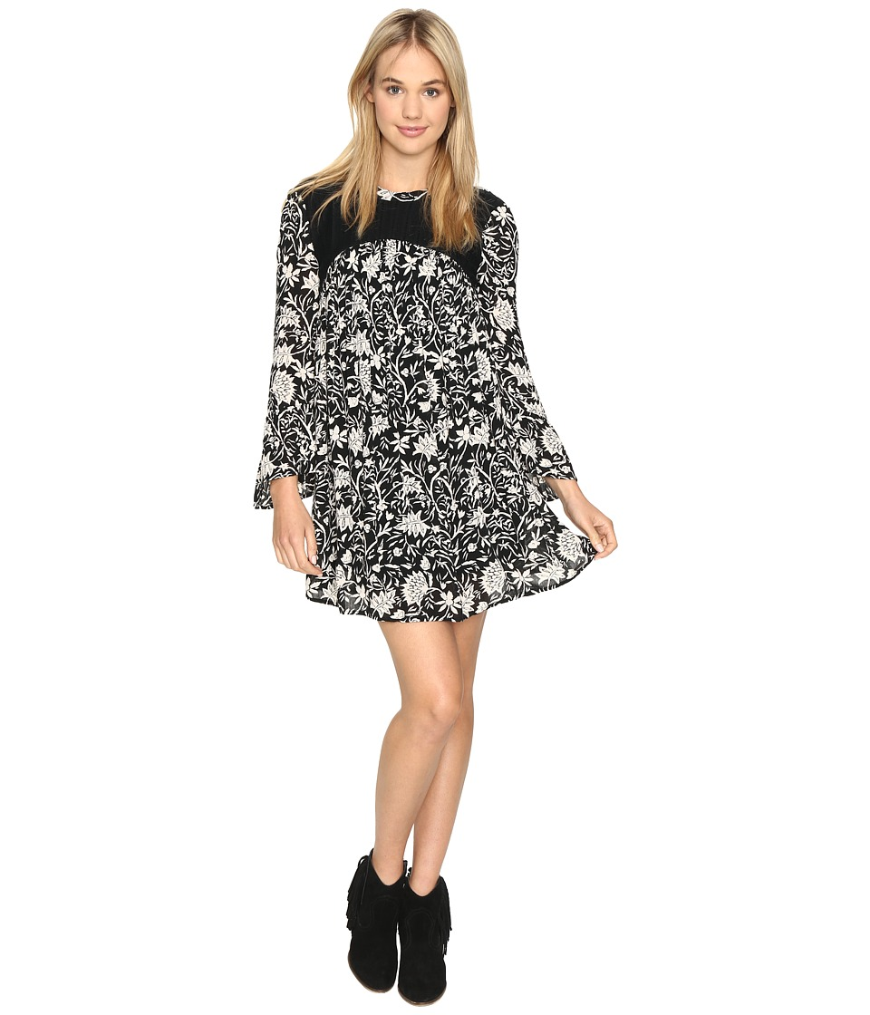 Volcom - Salty Free Dress (Black) Women's Dress