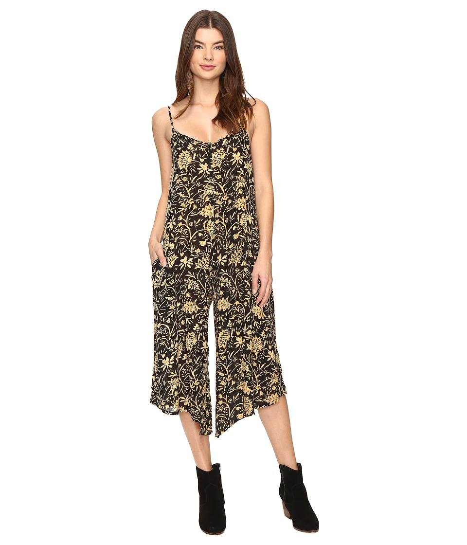 Volcom - Goldn Lantern Romper (Bronze) Women's Jumpsuit & Rompers One Piece