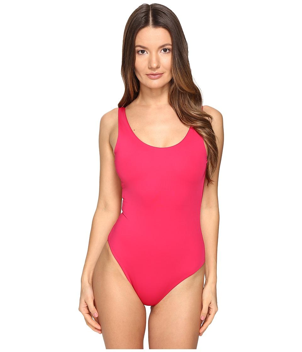 onia - Kelly (Crimson) Women's Swimsuits One Piece