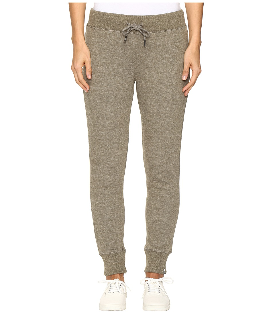 Volcom - Lived in Fleece Pants (Military) Women's Fleece