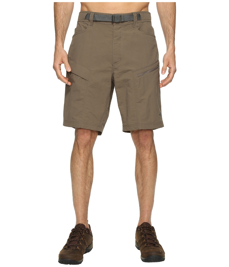 The North Face Paramount Trail Shorts (Weimaraner Brown (Prior Season)) Men
