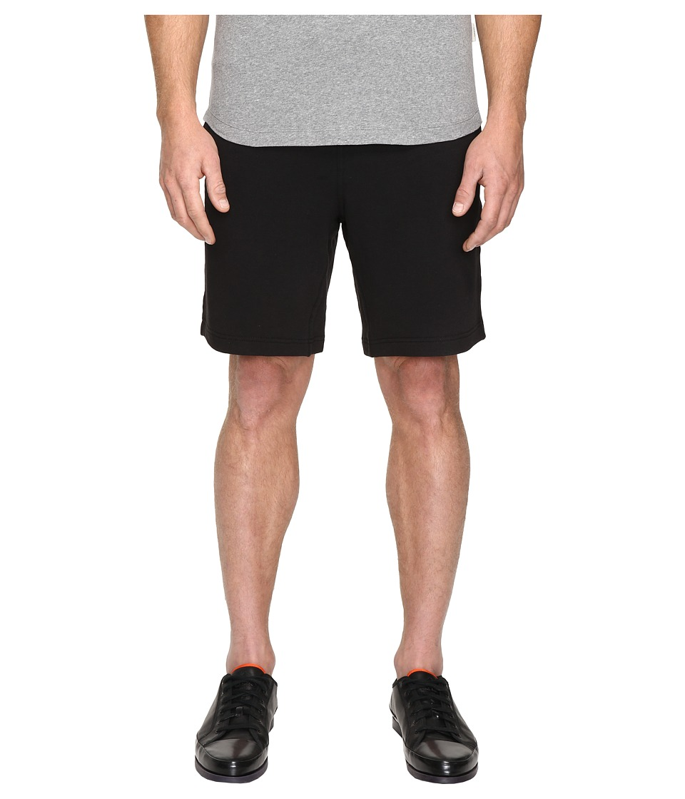 onia - Ike Terry Shorts (Black) Men's Shorts