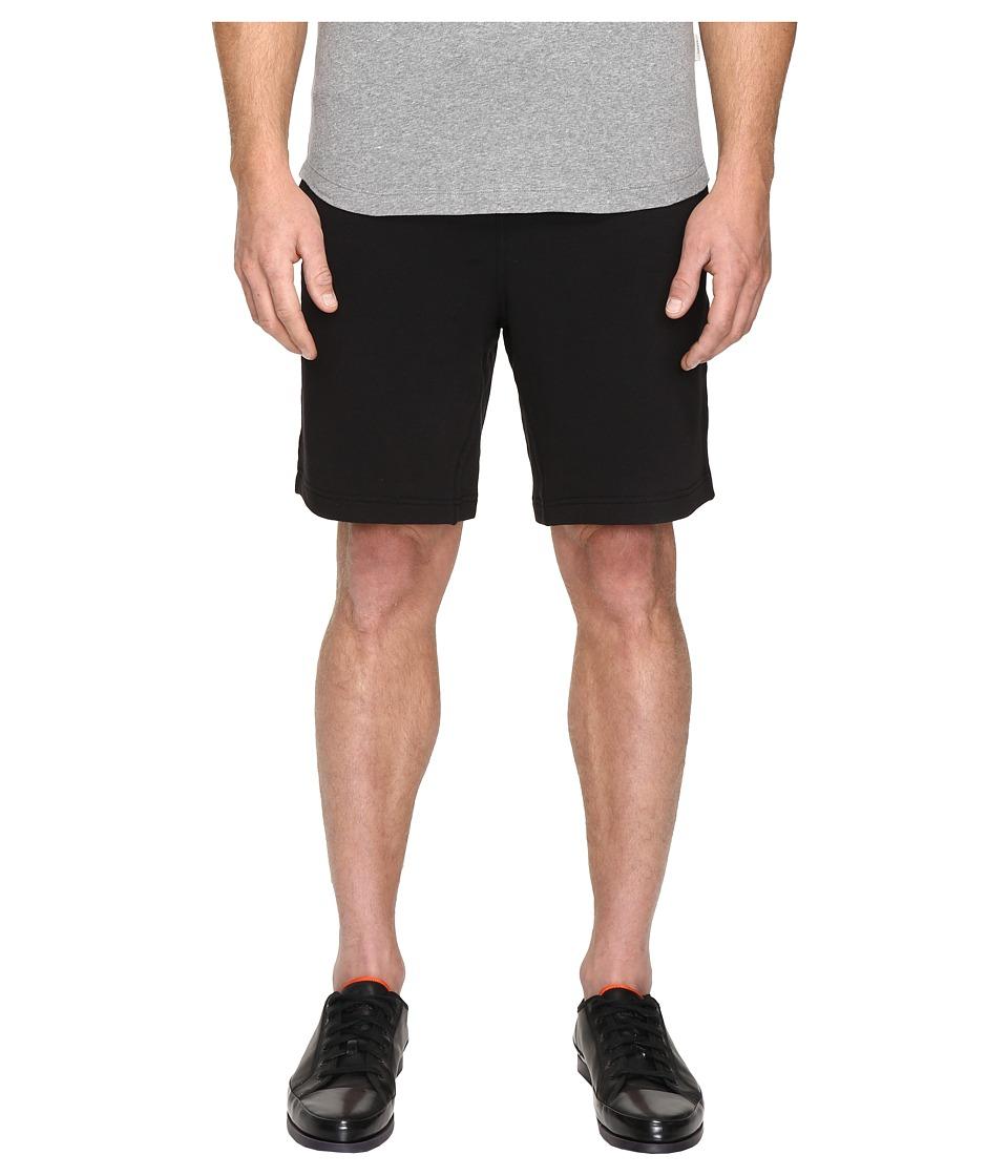 onia - Ike Terry Shorts (Black) Men's Shorts