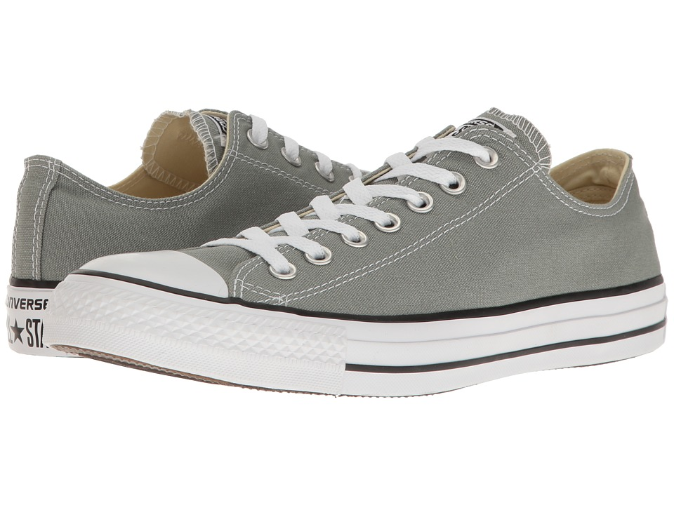 Converse - Chuck Taylor All Star Seasonal OX (Camo Green) Athletic Shoes