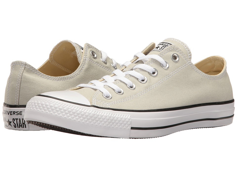 Converse - Chuck Taylor All Star Seasonal OX (Light Surplus) Athletic Shoes