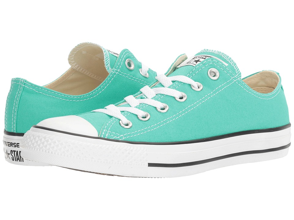 Converse - Chuck Taylor All Star Seasonal OX (Menta) Athletic Shoes