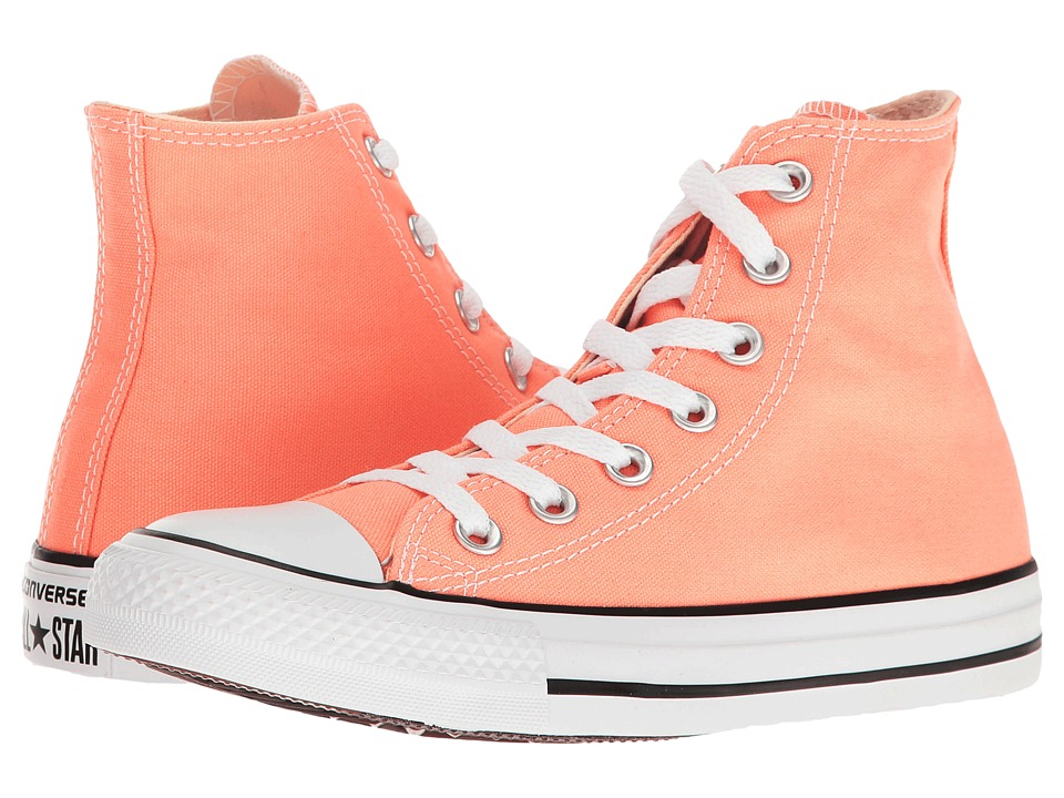 Converse - Chuck Taylor All Star Seasonal Color Hi (Sunset Glow) Lace up casual Shoes