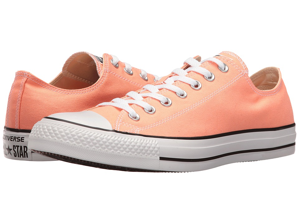 Converse Chuck Taylor All Star Seasonal OX (Sunset Glow) Athletic Shoes