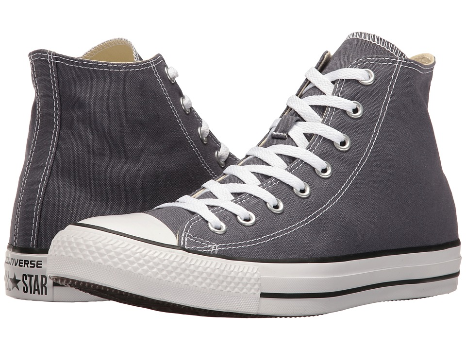 Converse - Chuck Taylor All Star Seasonal Color Hi (Sharskin) Lace up casual Shoes
