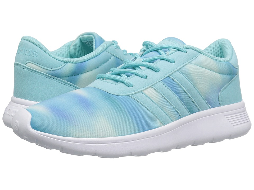 adidas - Lite Racer (Clear Aqua/White) Women's Shoes