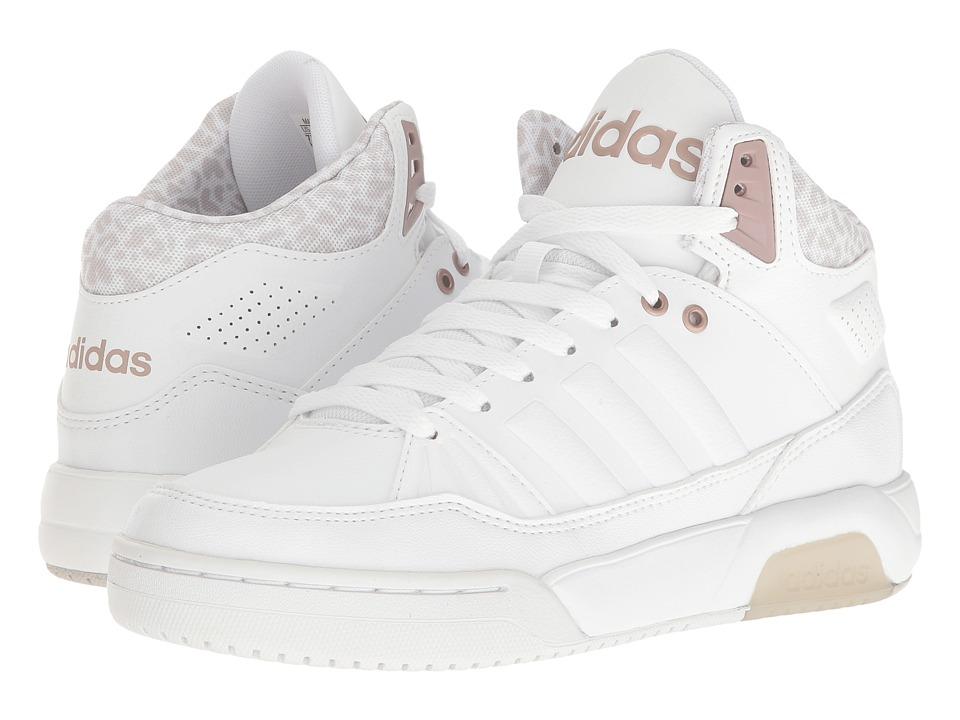 adidas - Play9Tis (White/White) Women's Shoes
