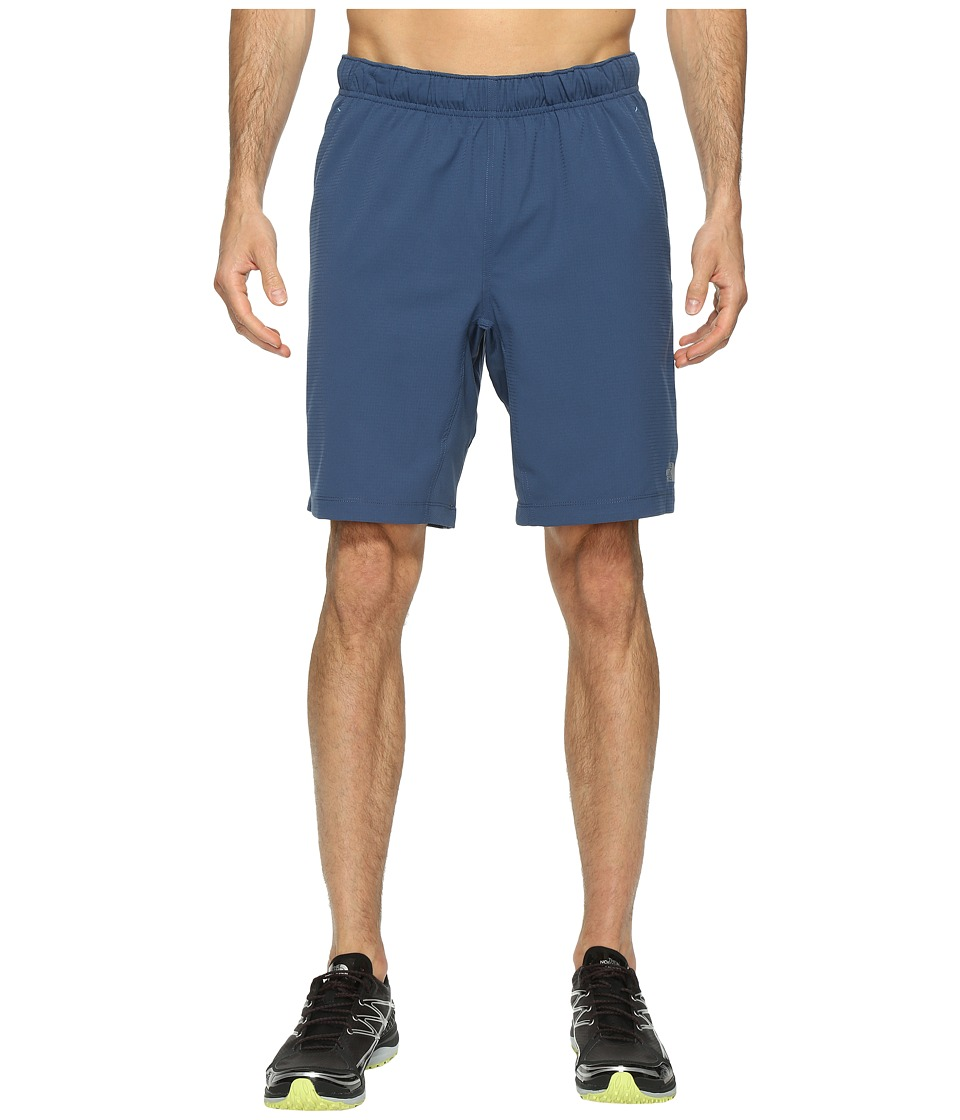 The North Face - Versitas Dual Shorts (Shady Blue/Blue Moon (Prior Season)) Men's Shorts
