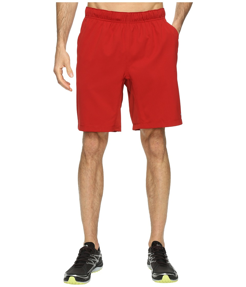 The North Face - Versitas Dual Shorts (Cardinal Red (Prior Season)) Men's Shorts