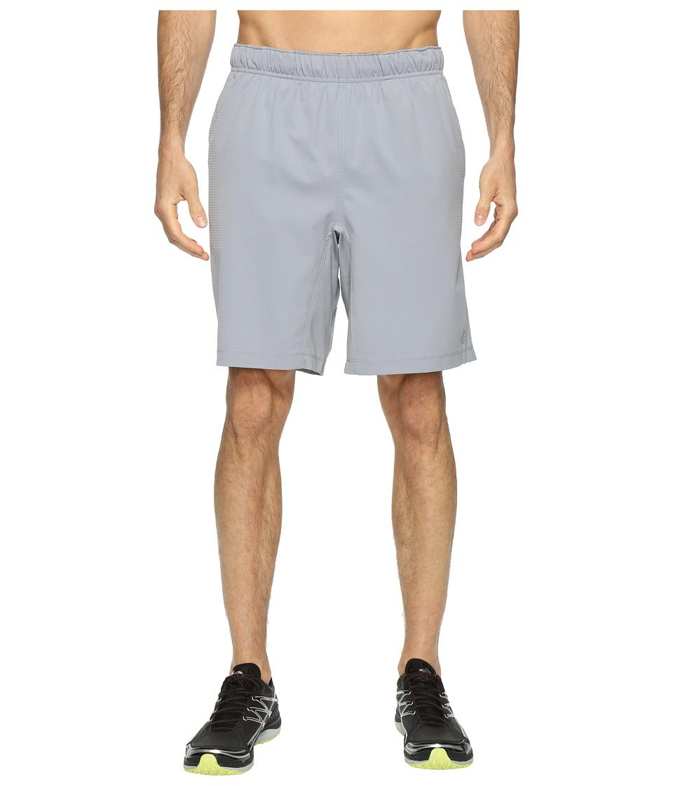 The North Face Versitas Dual Shorts (Mid Grey (Prior Season)) Men