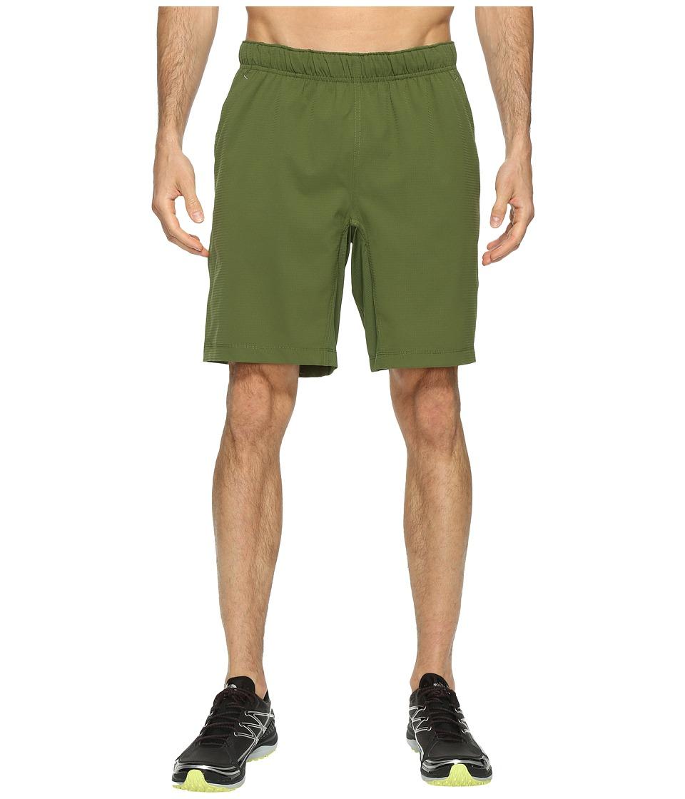 The North Face - Versitas Dual Shorts (Scallion Green (Prior Season)) Men's Shorts