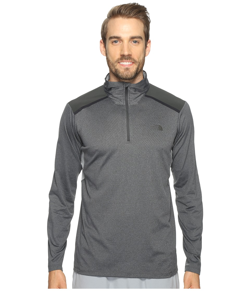 The North Face Kilowatt 1/4 Zip (Mid Grey) Men
