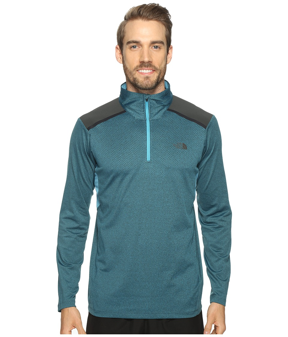 The North Face - Kilowatt 1/4 Zip (Blue Moon (Prior Season)) Men's Sweatshirt
