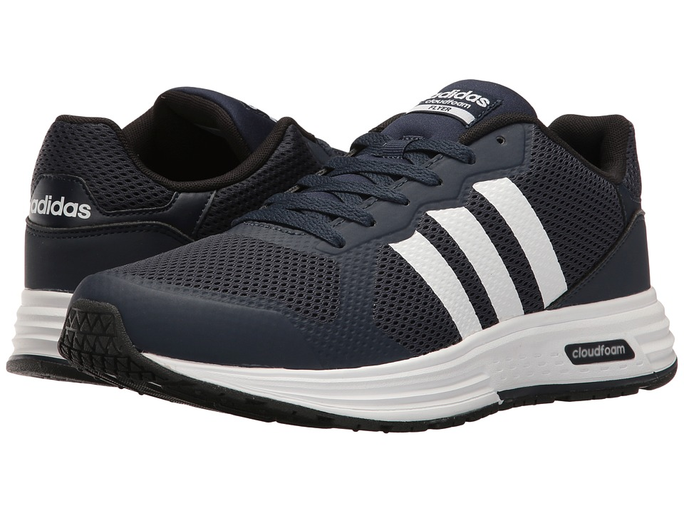 adidas Cloudfoam Flyer (Navy/White/Black) Men