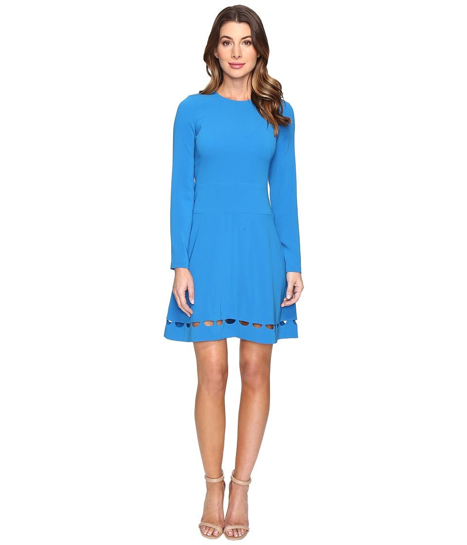 Shoshanna - Rio Dress (Cobalt) Women's Dress