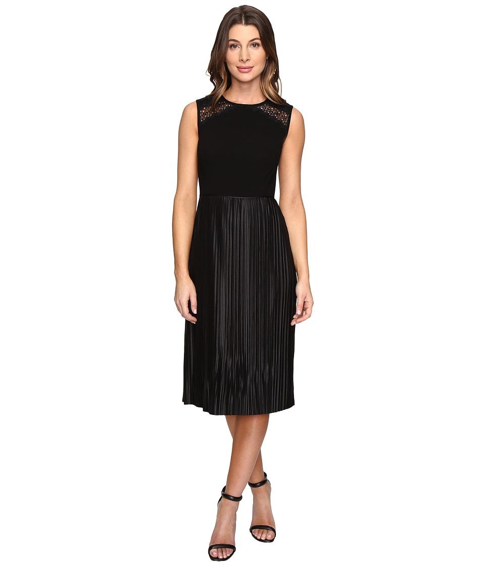 Shoshanna Mott Dress (Jet) Women