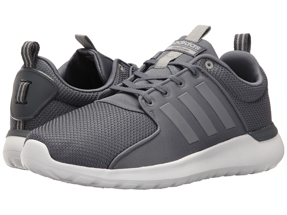 adidas - Cloudfoam Lite Racer (Onix/Onix/Clear Onix) Men's Running Shoes