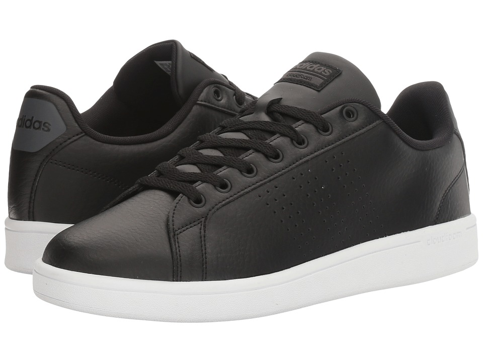 adidas Cloudfoam Advantage Clean (Core Black/Solid Grey) Men