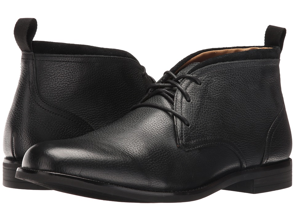 Cole Haan Curtis Chukka II (Black Grain) Men