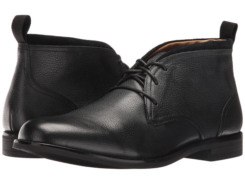 Cole Haan - Curtis Chukka II (Black Grain) Men's Shoes