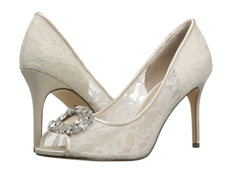 Nina - Rhodes (Ivory/Ivory) Women's Shoes