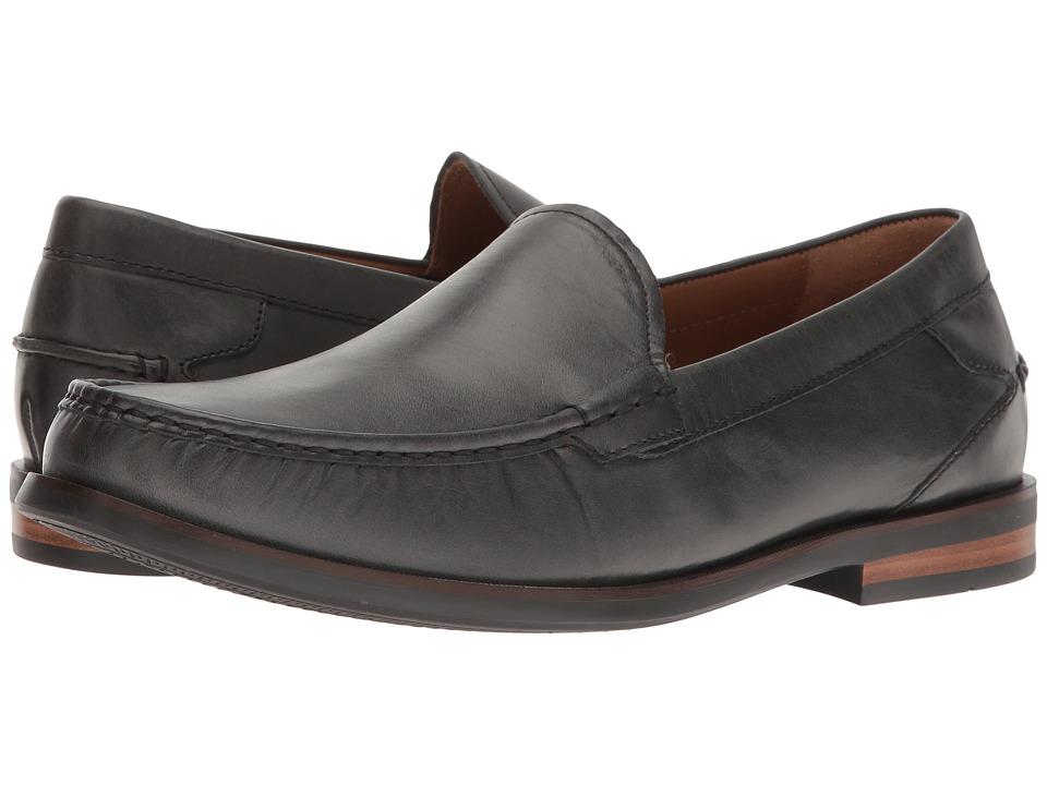 Cole Haan - Pinch Buchanan Venetian II (Black/Caviar) Men's Shoes