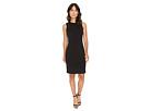 Calvin Klein Sheath Dress w/ Zip at Shoulder