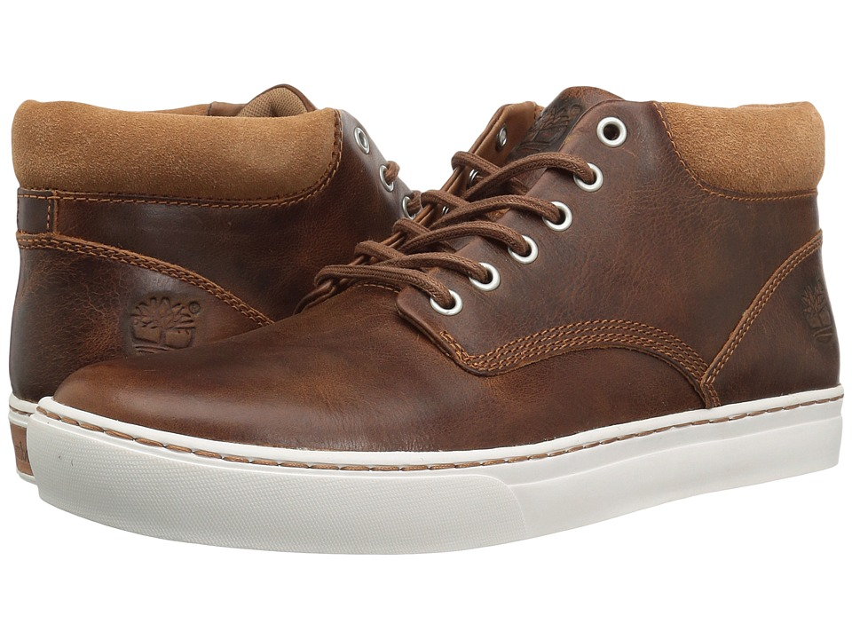 Timberland - Adventure 2.0 Cupsole Chukka (Light Brown Full Grain) Men's Shoes