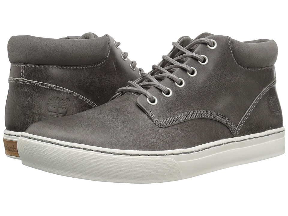 Timberland Adventure 2.0 Cupsole Chukka (Medium Grey Full Grain) Men