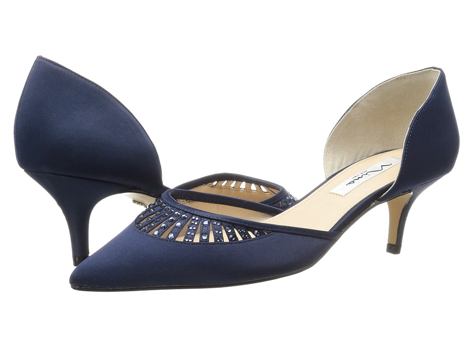 Nina - Tamay (New Navy) Women's Shoes