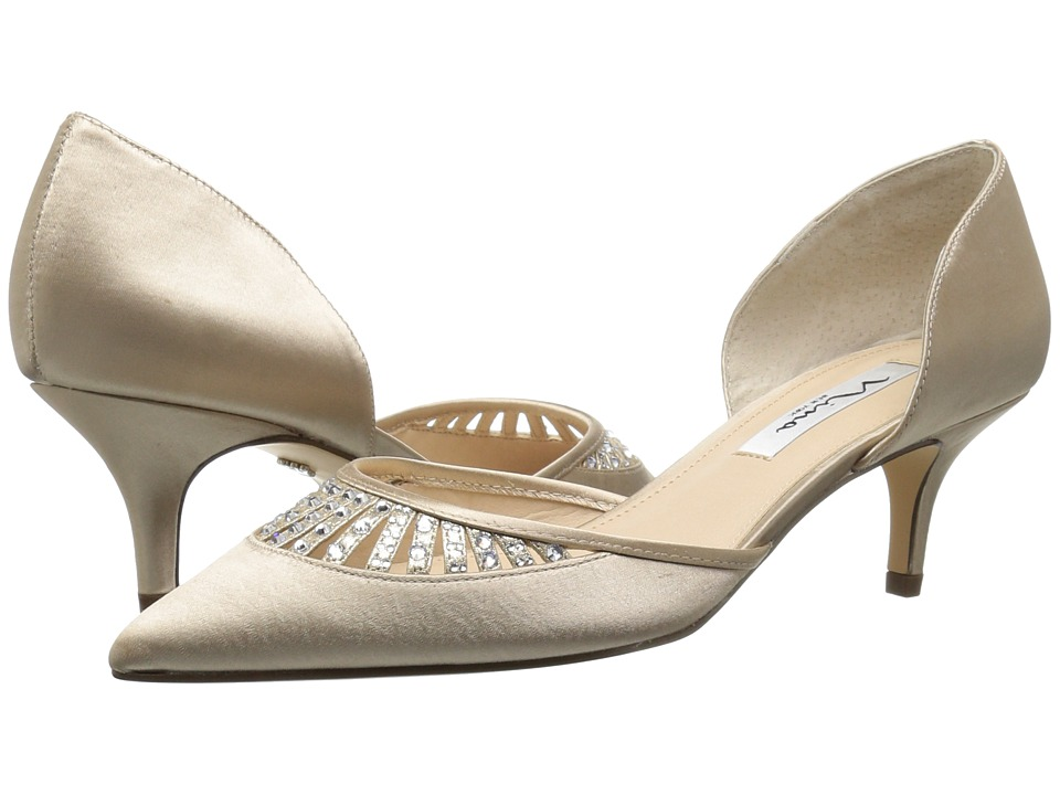Nina - Tamay (Champagne/Taupe) Women's Shoes