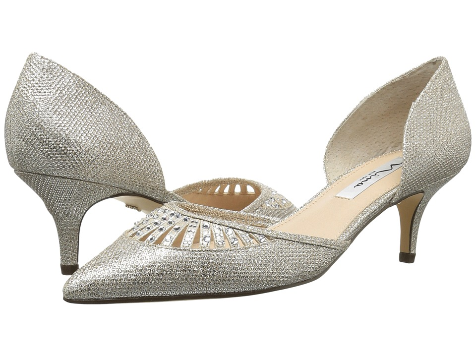 Nina - Tamay (Soft Silver) Women's Shoes