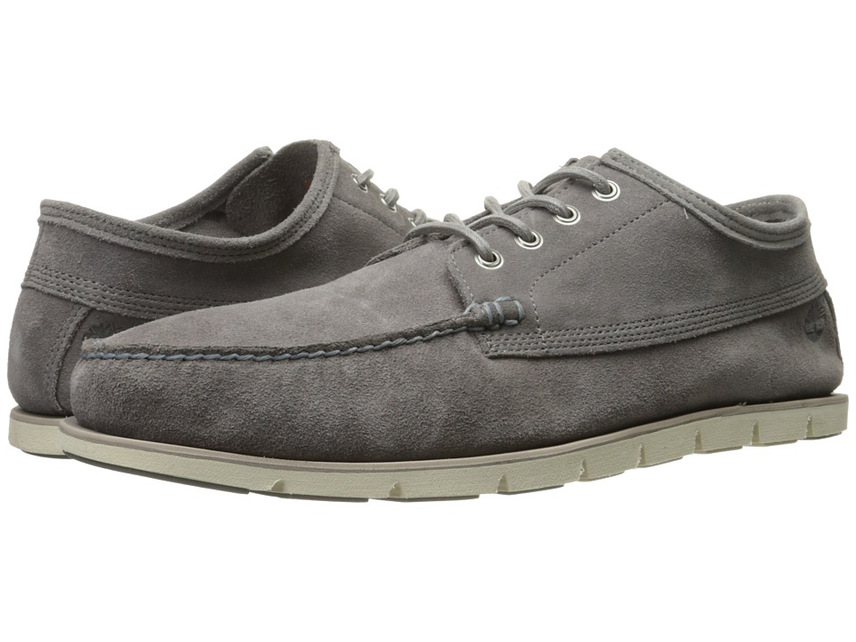 Timberland Tidelands Ranger Moc (Medium Grey Suede) Men
