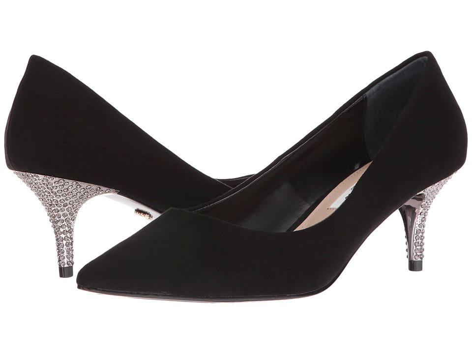 Nina - Teressa (True Black) Women's Shoes