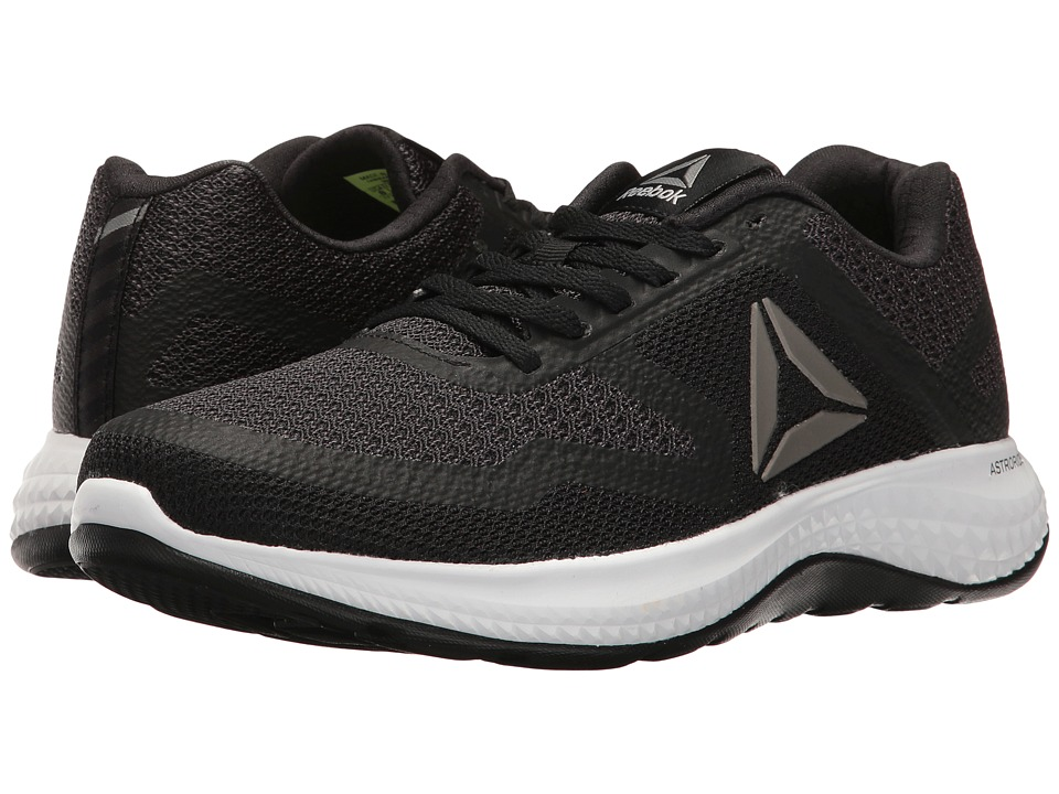 Reebok - Astroride 2D (Black/Coal/Pewter/White) Men's Running Shoes