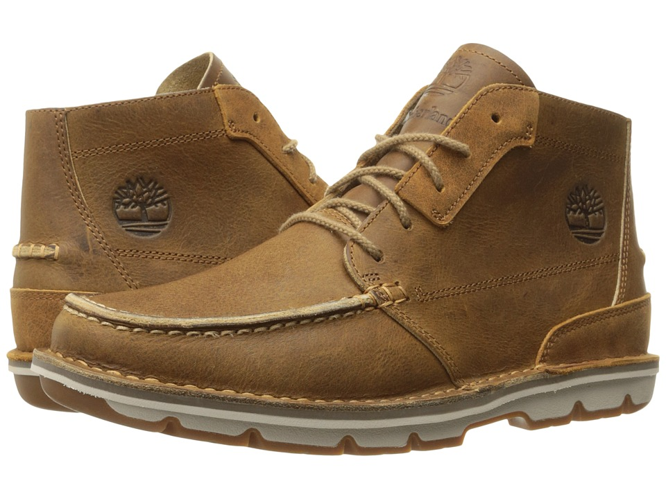 Timberland Coltin Mid (Light Brown Full Grain) Men