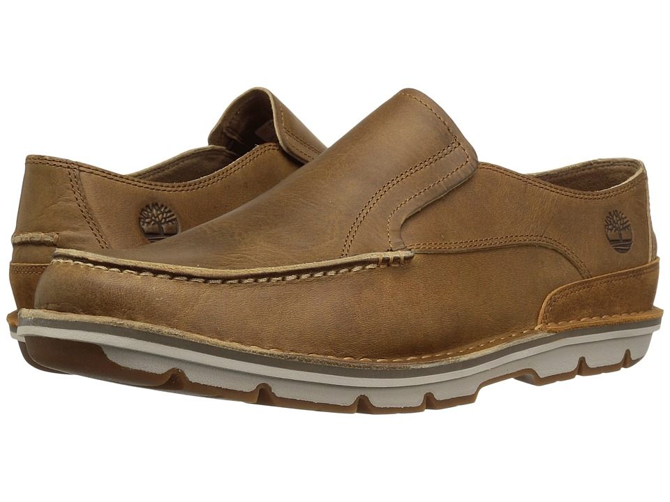 Timberland - Coltin Slip-On (Light Brown Full Grain) Men's Shoes