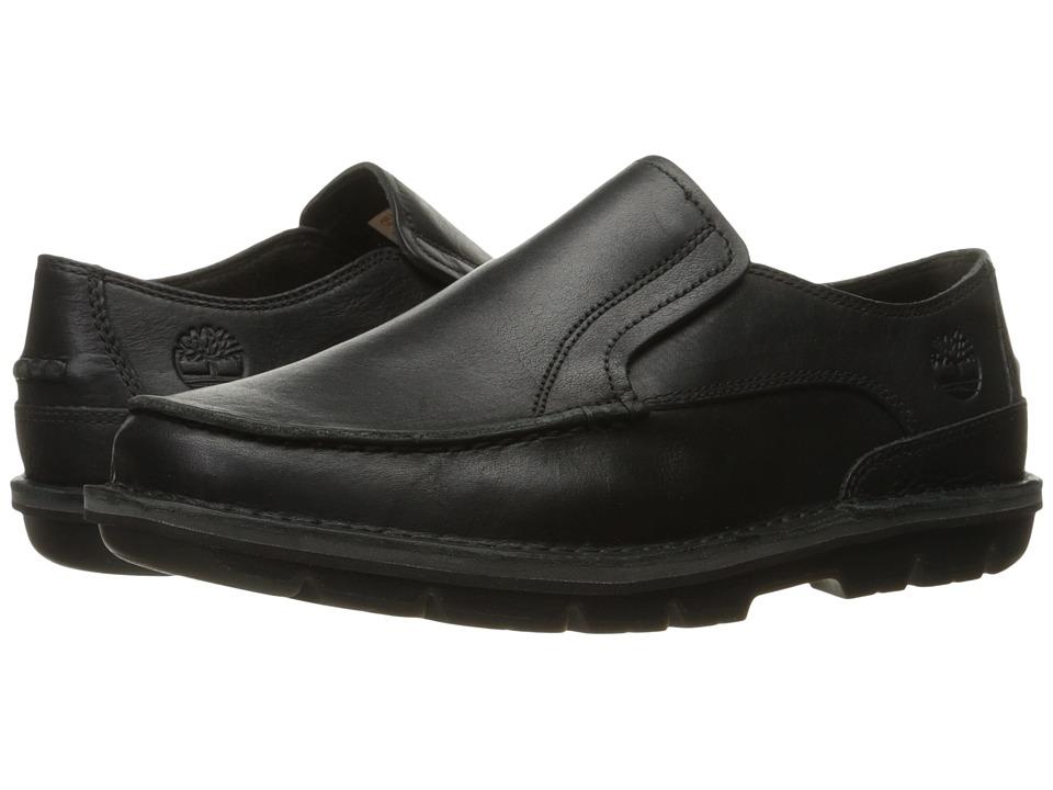 Timberland - Coltin Slip-On (Black Full Grain) Men's Shoes