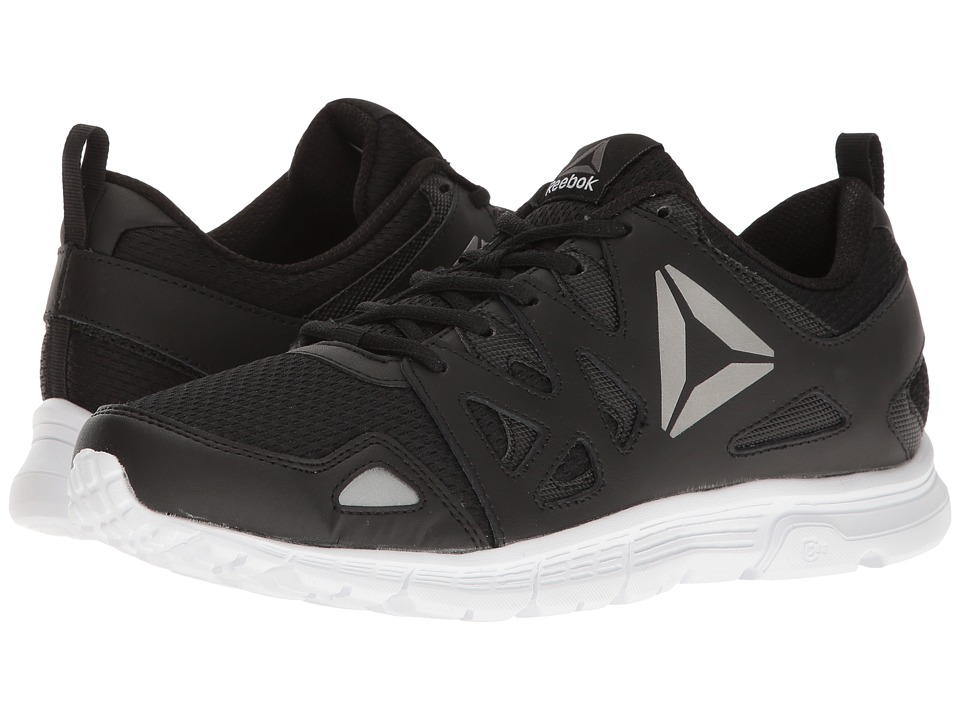 Reebok - Run Supreme 3.0 MT (Black/White/Pewter/Asteroid Dust) Men's Running Shoes