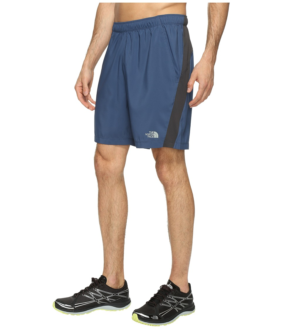 The North Face Reactor Shorts (Shady Blue (Prior Season)) Men