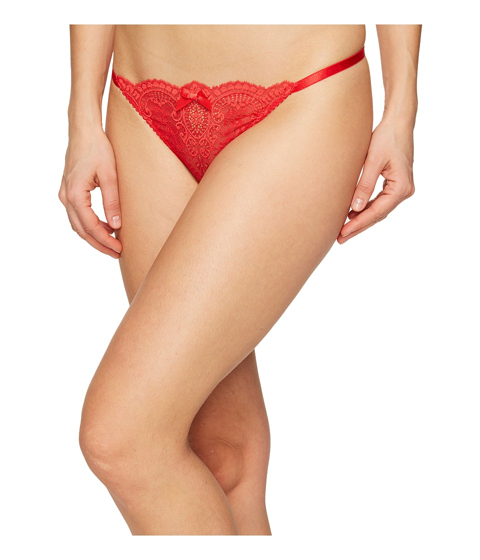L'Agent by Agent Provocateur - Vanesa Trixie (Red) Women's Lingerie